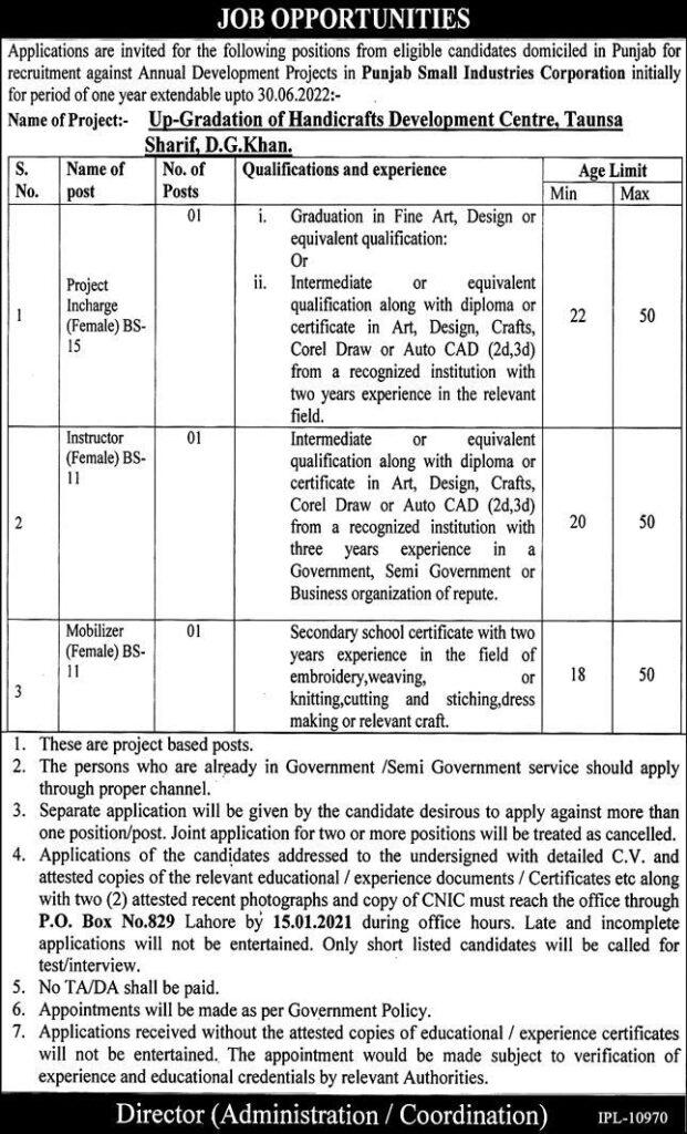 Lahore Jobs