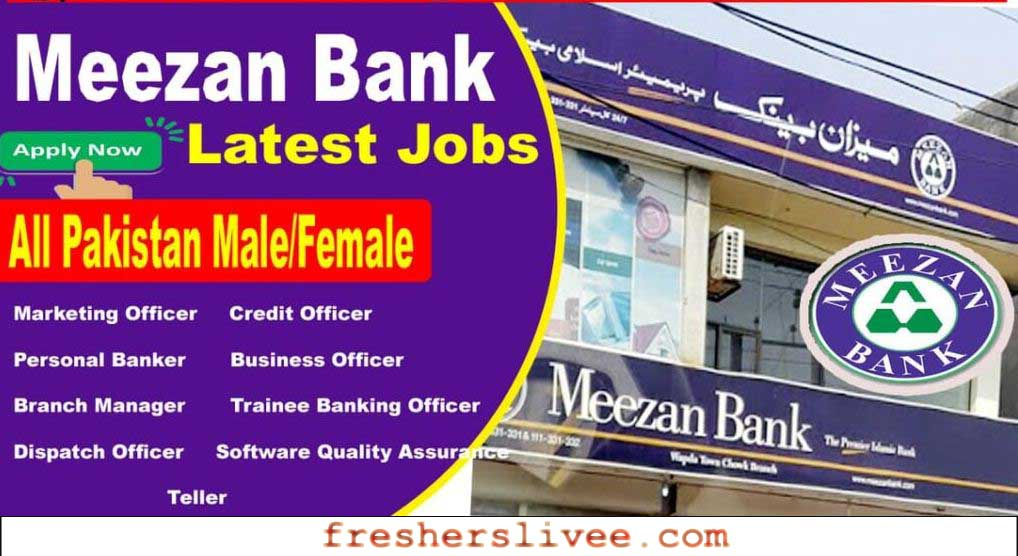 Meezan Bank Careers